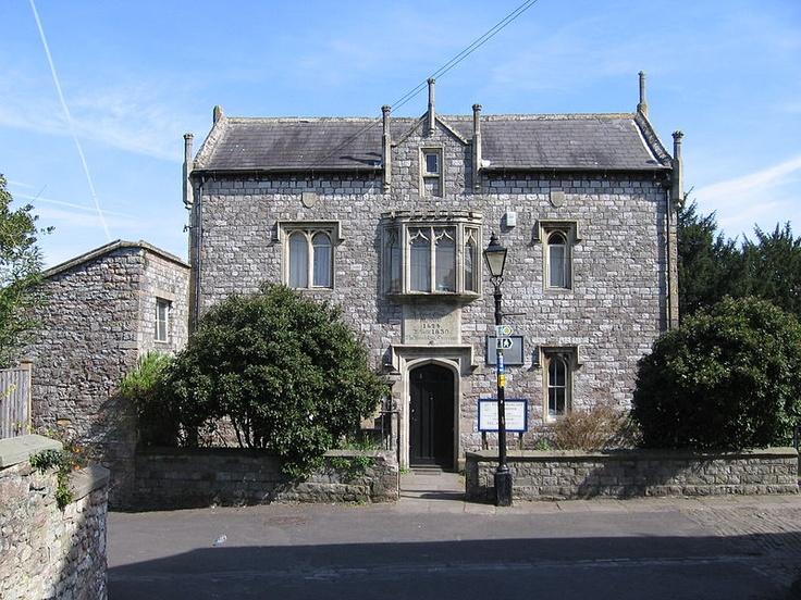 Henbury has a village hall by Thomas Rickman.: Village Hall, Thomas Rickman, Interesting Architecture