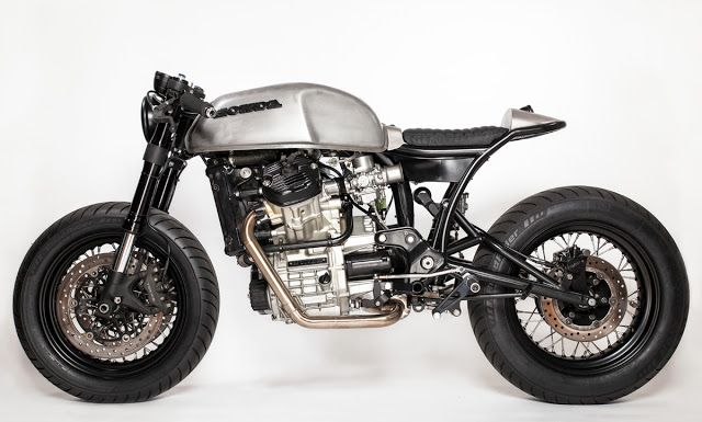 Build Off CX500 Cafe Racer ~ Return of the Cafe Racers