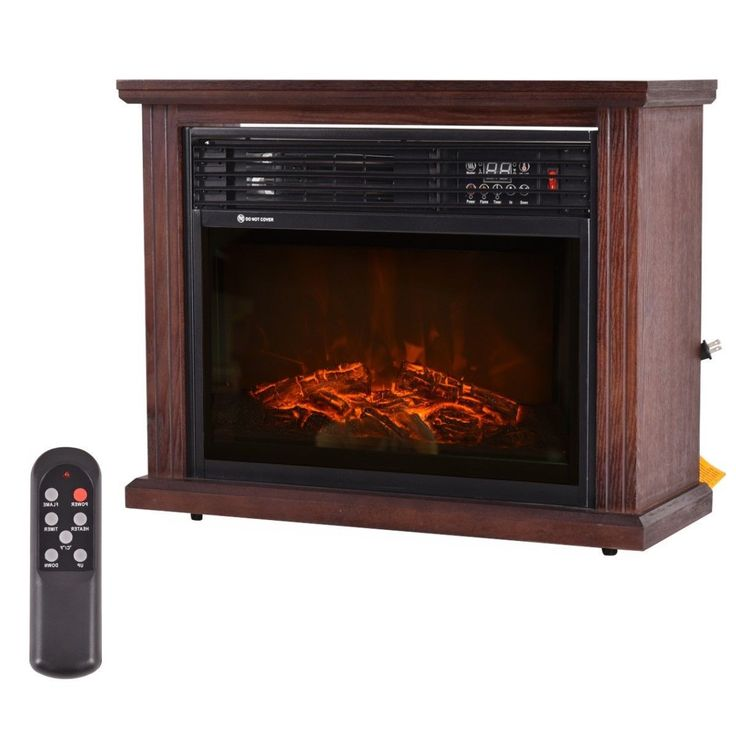 Best 25 Free Standing Electric Fireplace Ideas On Pinterest Wooden Fireplace Farmhouse