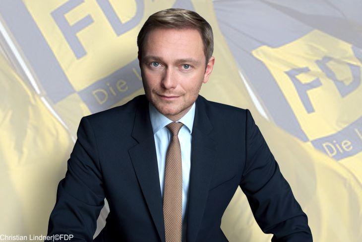 Lindner (FDP): In seiner Not verteilt Schulz Kamelle