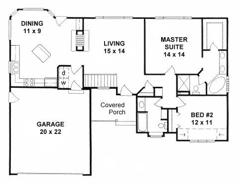 67 best ADG House Plans images on Pinterest | Traditional house ...