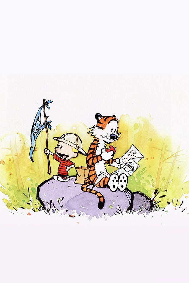 FreeiOS7 | calvin-and-hobbes-travel | freeios7.com