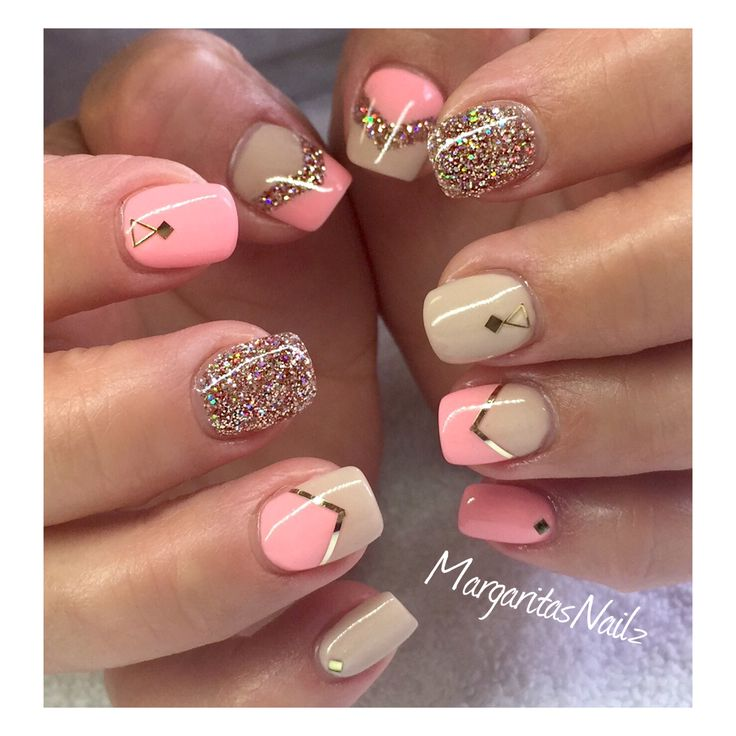 25+ Best Ideas About Short Square Nails On Pinterest