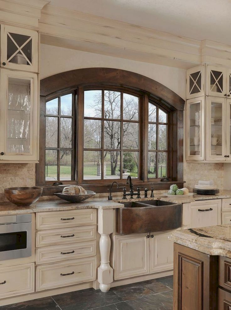 Rustic Kitchen Decorations In 2020 Modern Farmhouse Kitchens