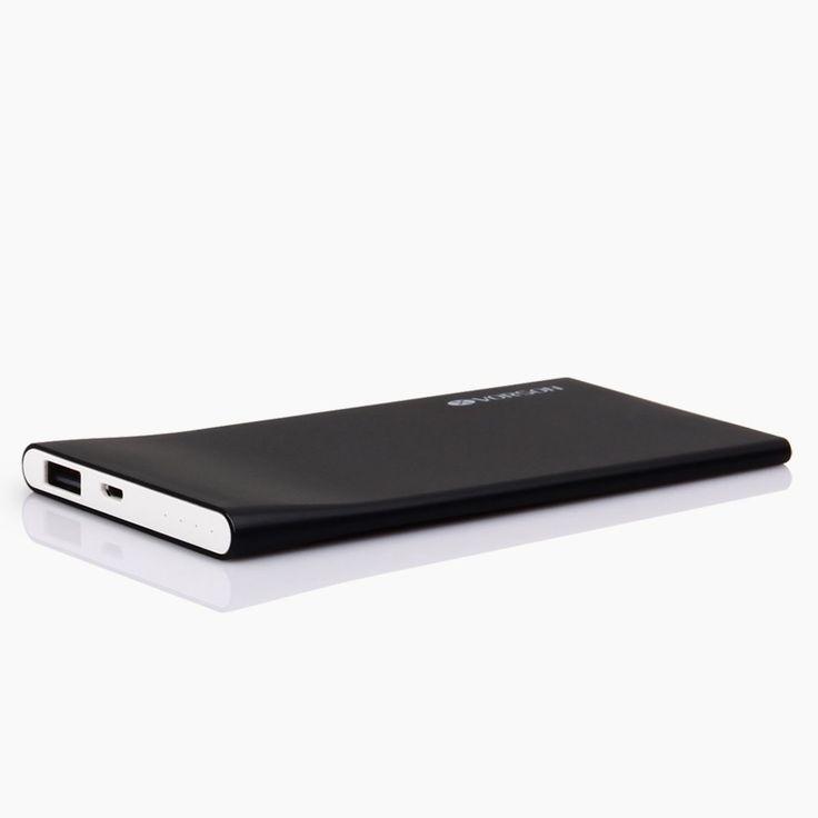 Vorson Bookmark 2500mAh Worlds Thinnest (4.7mm) Portable Charger Powerbank