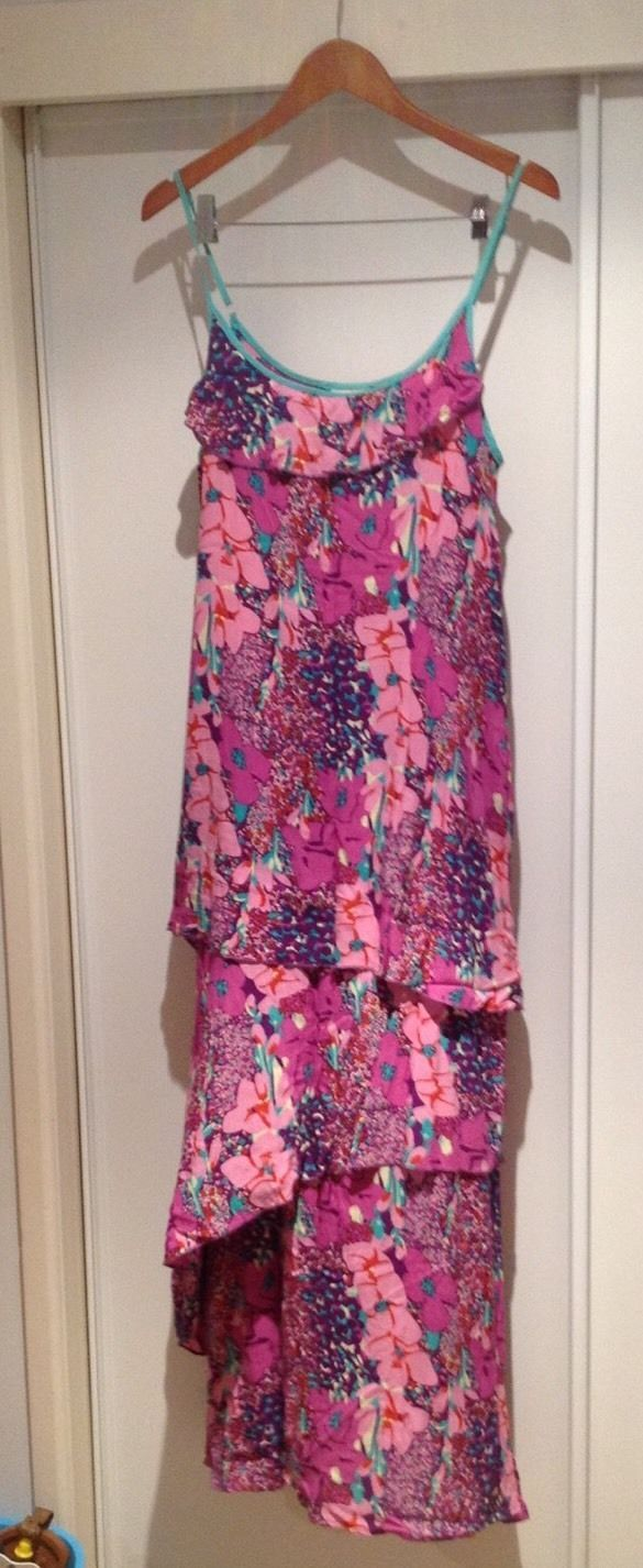 Leona Edmiston Dress Size 3/14   eBay