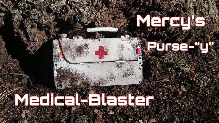 Nerf Mod: Mercy's Medic Purse Blaster (From Overwatch)
