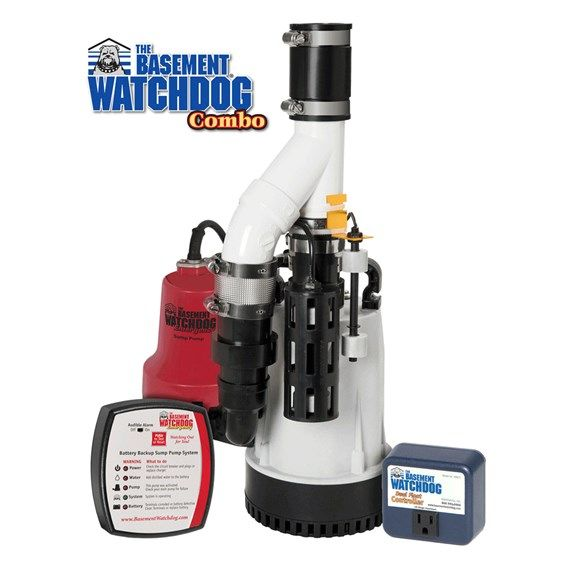 Basement Watchdog Combo Model No Dfk961 Features And Benefits