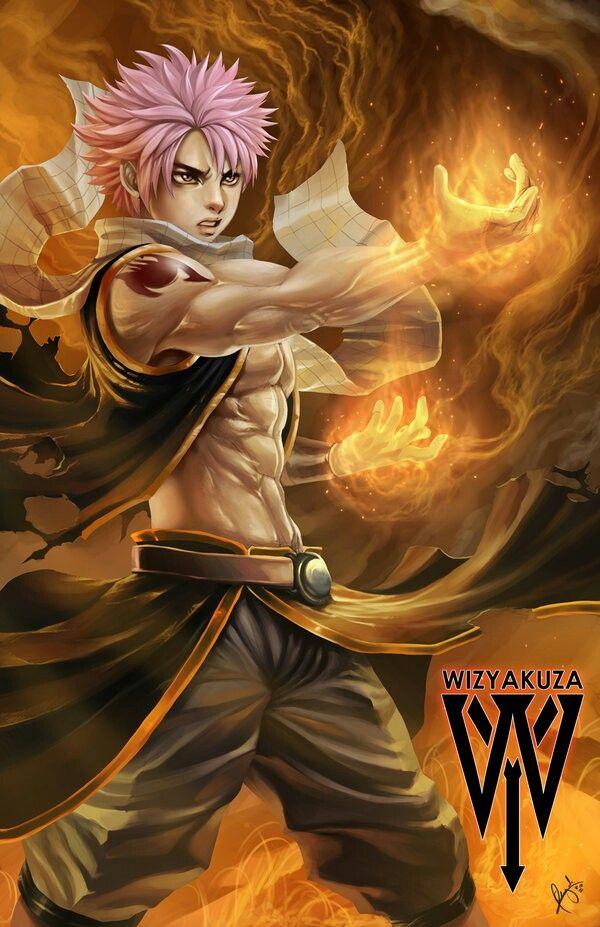 Fire dragon slayer