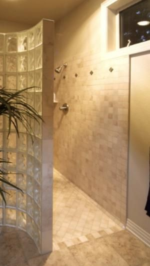 walk in shower designs walk in no door shower by mavis house building 28843