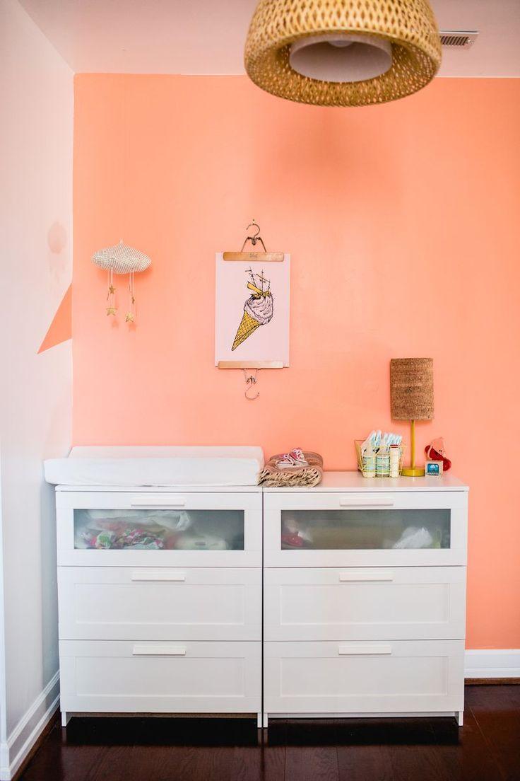1000 ideas about coral paint colors on pinterest coral. Black Bedroom Furniture Sets. Home Design Ideas