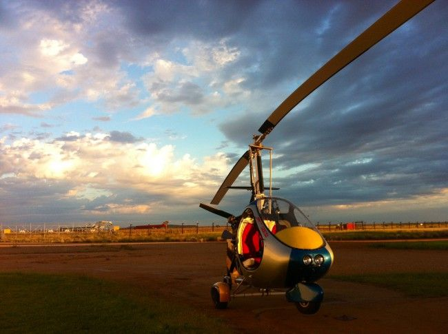 Rotary Airforce South Africa - Gyrocopter Flights in the Northern Cape, South Africa