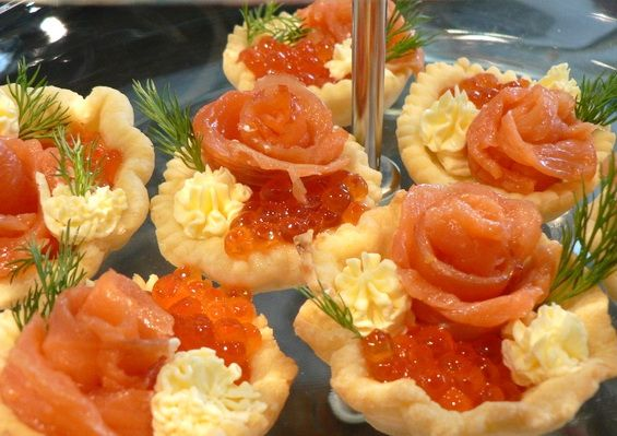 Тарталетки с начинкой: рецепты с фото   Домашний Ресторан
