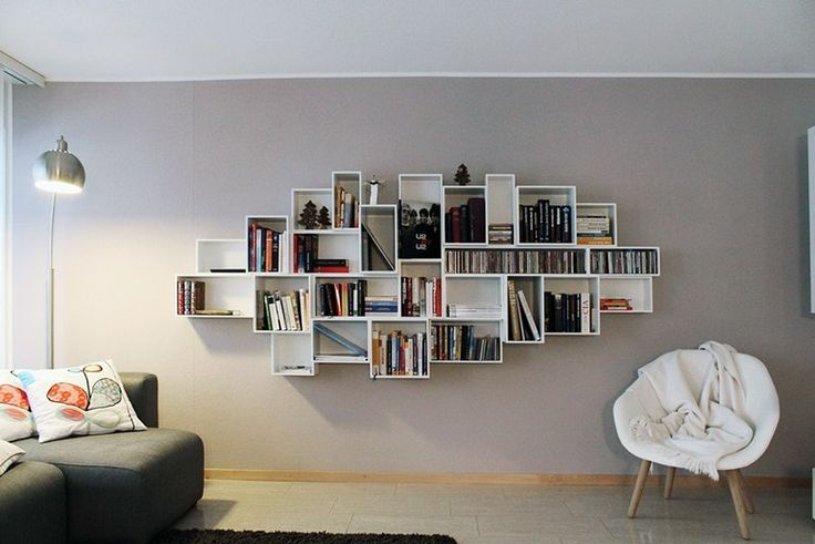 Librería composable de estilo moderno CUBIT | Librería composable - Cubit by Mymito
