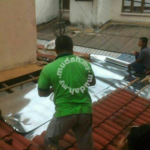 Tukang baik pulih atap bocor area ukay perdana - Services wanted in Ampang, Selangor