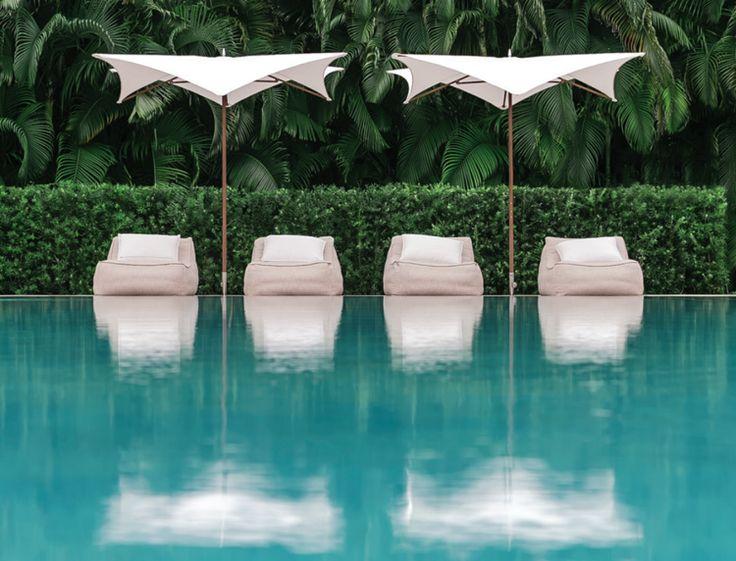 17 beste idee n over mobilier de jardin design op. Black Bedroom Furniture Sets. Home Design Ideas