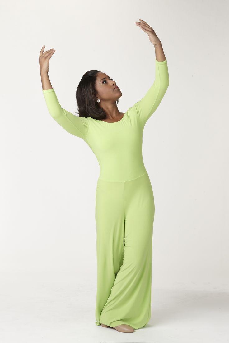 Praise dance bodysuit