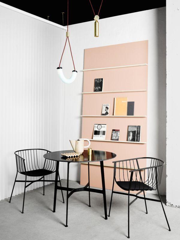 New Australian design brand SP01 has partnered with U.S. interiors firm Ladies & Gentlemen Studio. Photo – Brooke Holm.