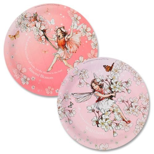 Party Ark's 'Flower Fairies Paper Plates'
