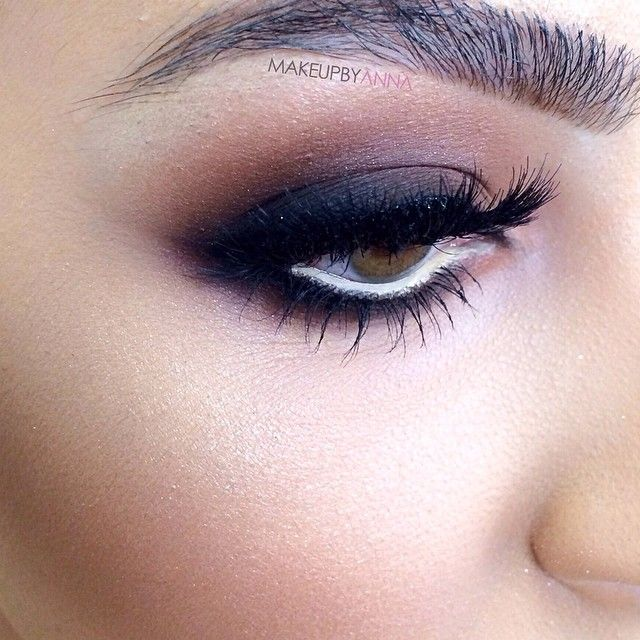 #ShareIG Close-up #makeupbyanna
