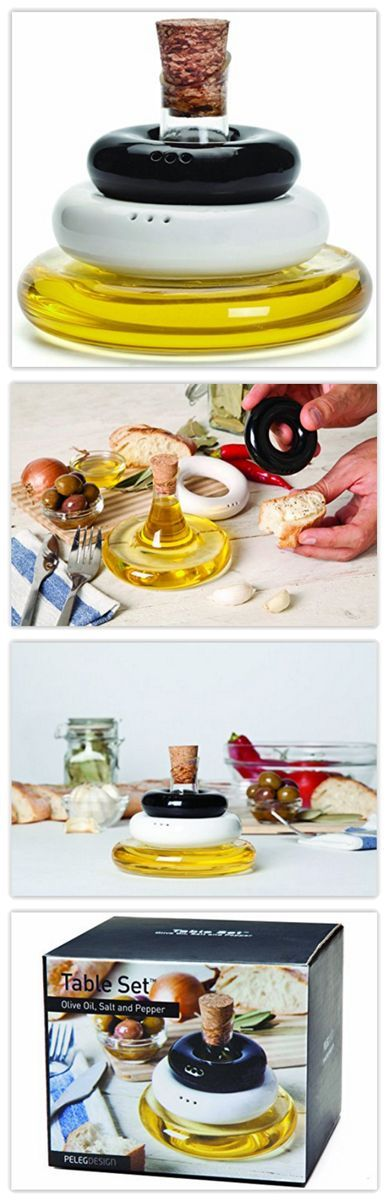 The Best Ways to Utilize Olive Oil Salt and Pepper. $ 45.99