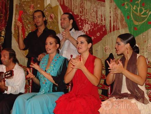 Café de Chinitas. Tablao flamenco, cocina mediterránea, arroces y tapas. Torija 7, 28013 Madrid (Palacio). Hasta 28% descuento. http://madrid.salir.com/cafe_de_chinitas