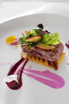 132 best gourmet plating images on pinterest for Asian cuisine ppt