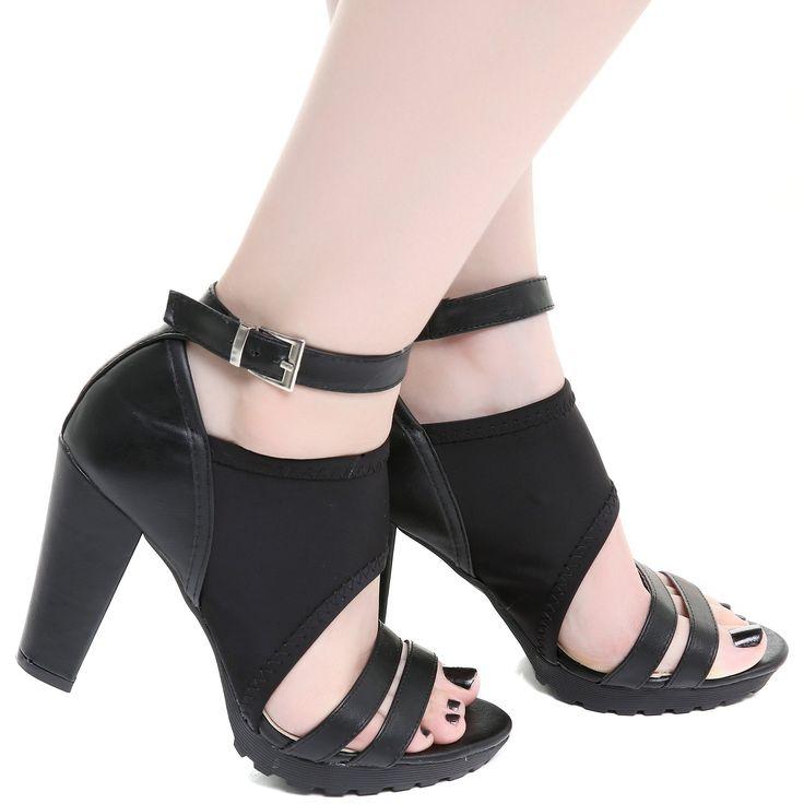 Zapatos Góticos con Goma | Crazyinlove España
