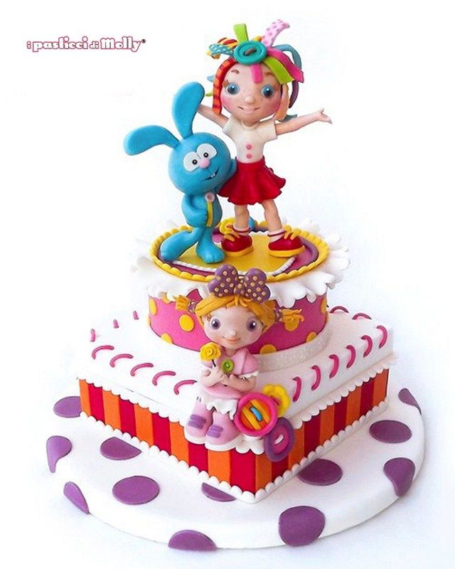 Rosie Cake Design : 17 Best images about Cake and cupcakes Party on Pinterest ...