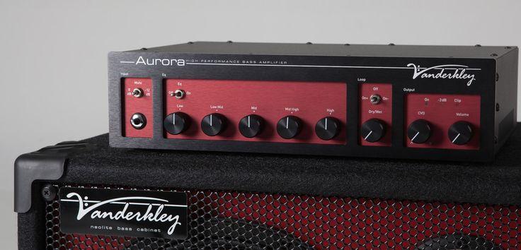 Aurora                                                  high performance bass amplifier