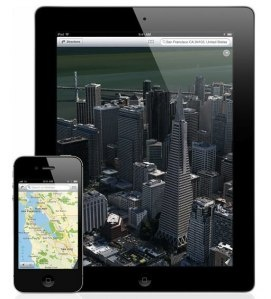 Goodbye To Google Maps With Street View, Hello To Apple's New Maps With 3D Flyovers