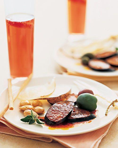 Chorizo is a mainstay of Spanish-style tapas.
