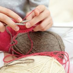 Knitting  Class Preston Street Artspace Perth