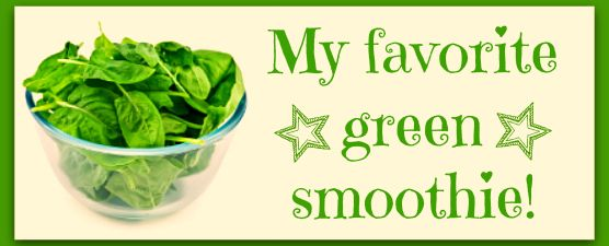 Food Babe Green Smoothie Recipe