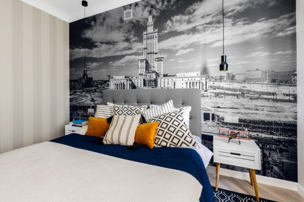 Zdjęcie numer 15 w galerii - Mieszkanie w duchu vintage na warszawskim Muranowie