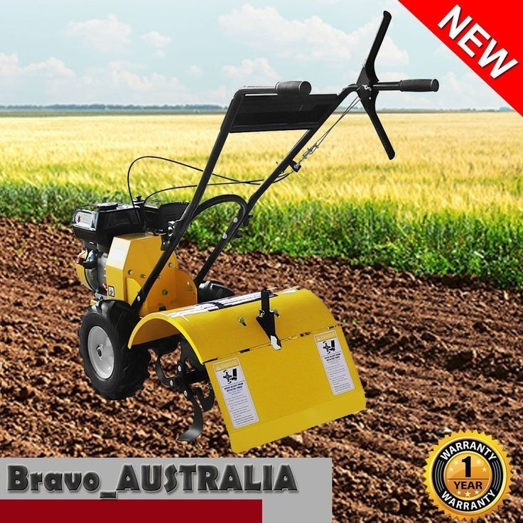 Details About 196cc 6 5hp Cultivator Tiller Rotary Hoe