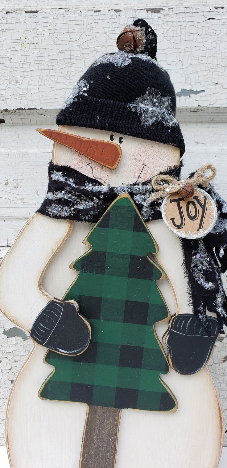25++ Christmas wooden crafts to paint information