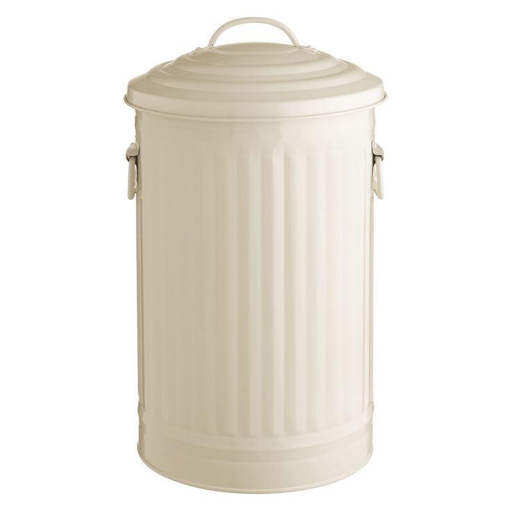 ALTO Cream kitchen bin 32L