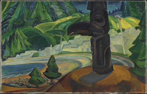 Emily Carr, Canadian, 1871 - 1945, Canadian Group of Seven