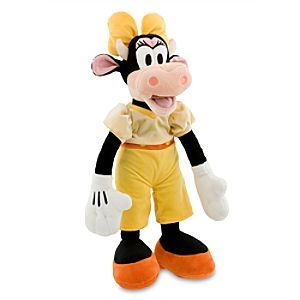 Disney Clarabelle Cow Plush Toy 18 Disney