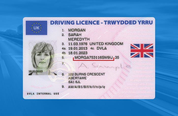 Registered driver's license online | Drivers license, Driving license,  Passport online