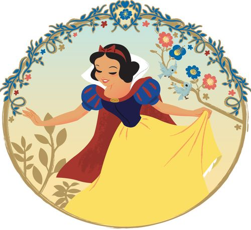 Snow White - Steve Thompson (C)DISNEY