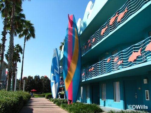All Star Sports Value Resort At Walt Disney World In Orlando Florida