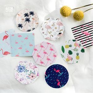 Flamingo Stickers – ArtTik