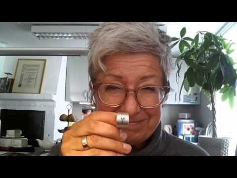 Hjertering i sølv - Smykkeblogg