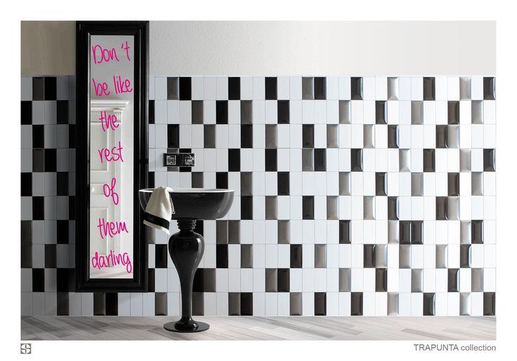 #Trapunta #tile #handmade  #ceramicasenio #madeinitaly