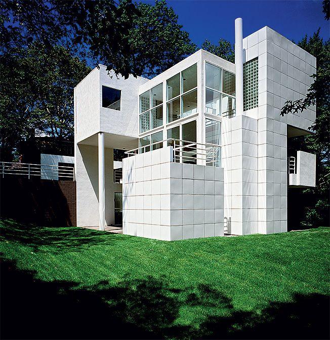 Архитектор Ричард Мейер (Richard Meier): разум и функция • И+Д