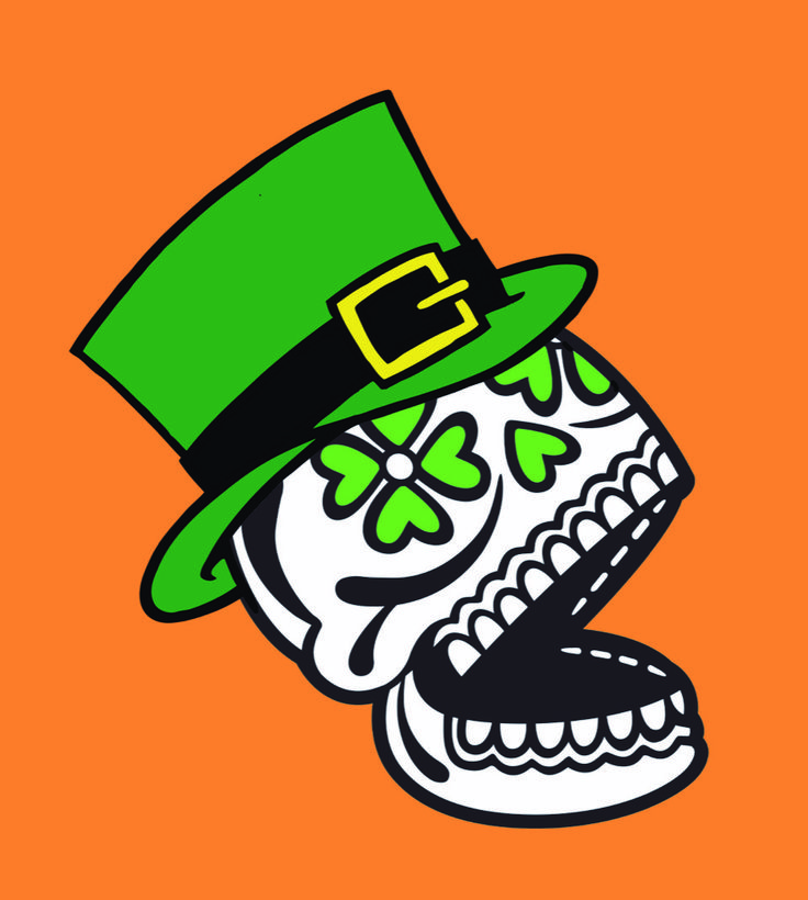 Happy Saint Patrick's Day 2018! Love from LUCKY LEPRECHAUN!