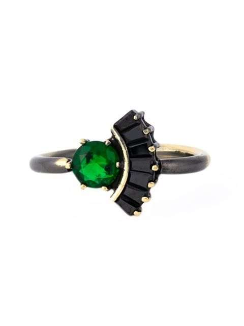 Shop Iosselliani 'All That Jewels' ring in Uzerai from the world's best independent boutiques at farfetch.com. Shop 400 boutiques at one address.