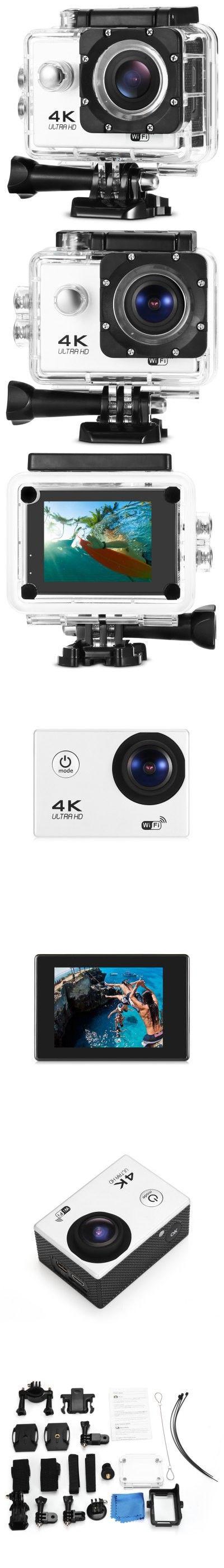 L2000 4K WiFi Action Sports Camera EU PLUG-$72.25